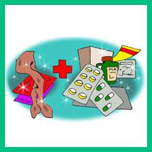 комплекс средств при варикозе