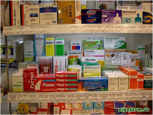 правильная выкладка товаров в аптеке фото того