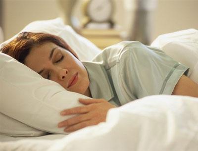 сон на обычной подушке