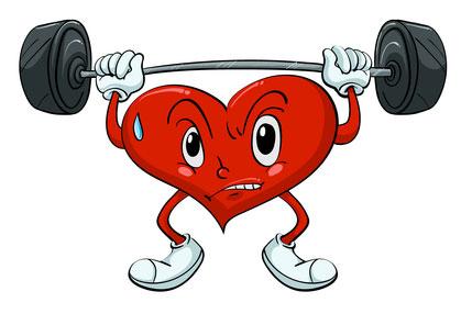 напряжение сердца