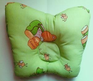 подушка-бабочка
