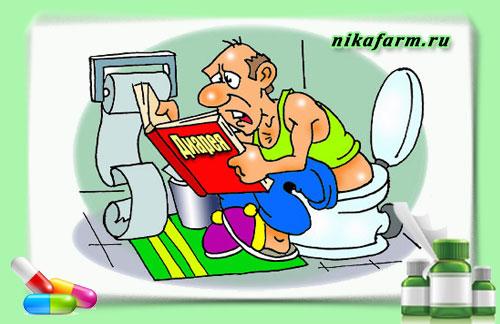 Синдром диареи