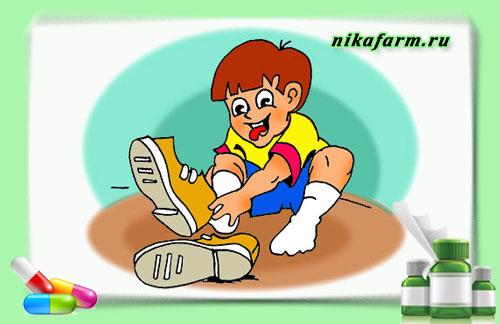 Правильная детская обувь