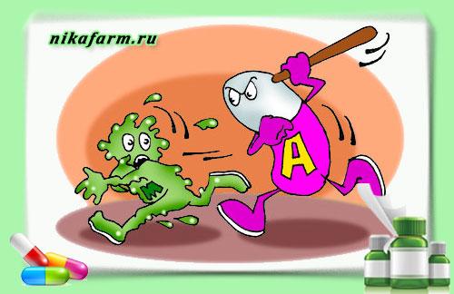про антибиотики