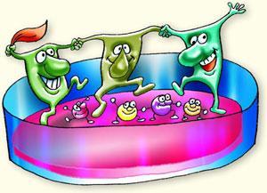 нарушение флоры кишечника