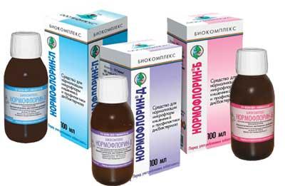 Нормофлорины