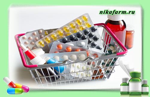 Принципы комплексной продажи в аптеке