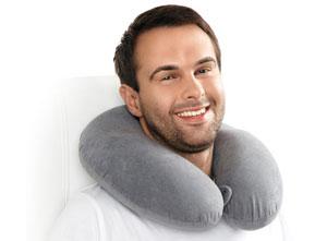 подушка под шею с эффектом памяти