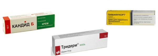 противогрибковые средства при воспалении
