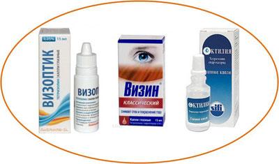 Какими лекарствами восстановить зрение
