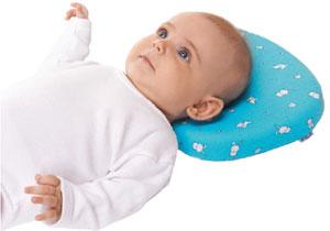 подушка под голову для младенцев